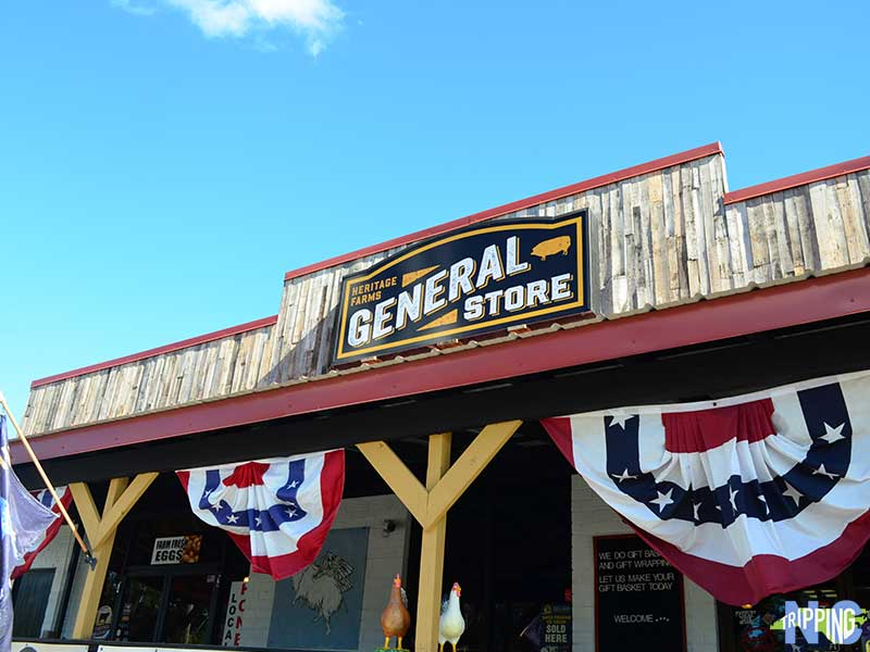 Things to do in Goldsboro NC Heritage Farms General Store