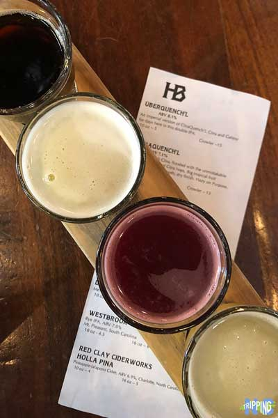 Winter Things to do in Charlotte NC Travel Guide Heist Brewery
