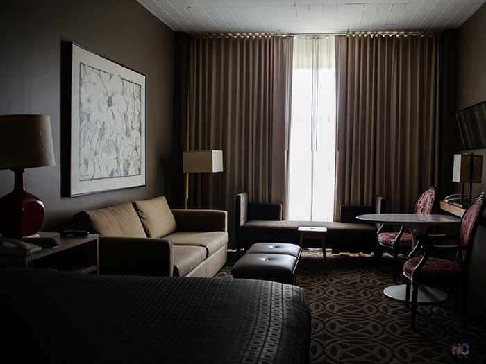 Greensboro NC Proximity Hotel Inside Room Image