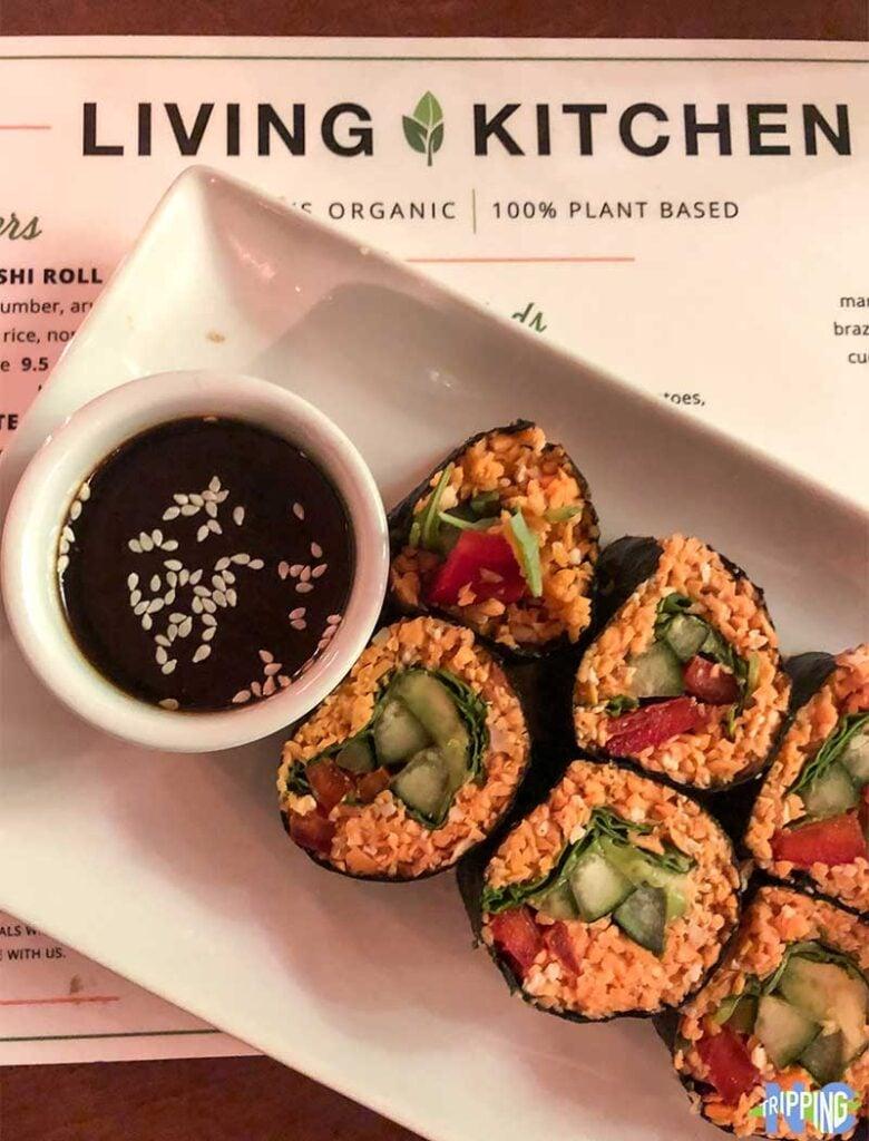 Healthy Charlotte restaurants Living Kitchen