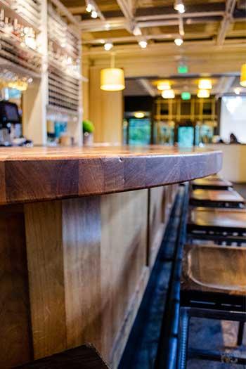 Print Works Bistro Bar inside Proximity Hotel Greensboro Image