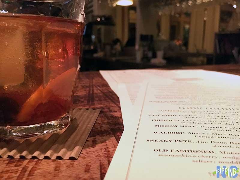 Proximity Hotel Restaurant Print Works Bistro Bar