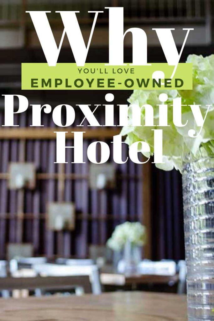 Proximity Hotels in Greensboro NC