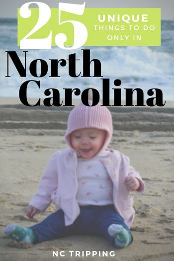 25 Unique Things to do in North Carolina by NC Tripping