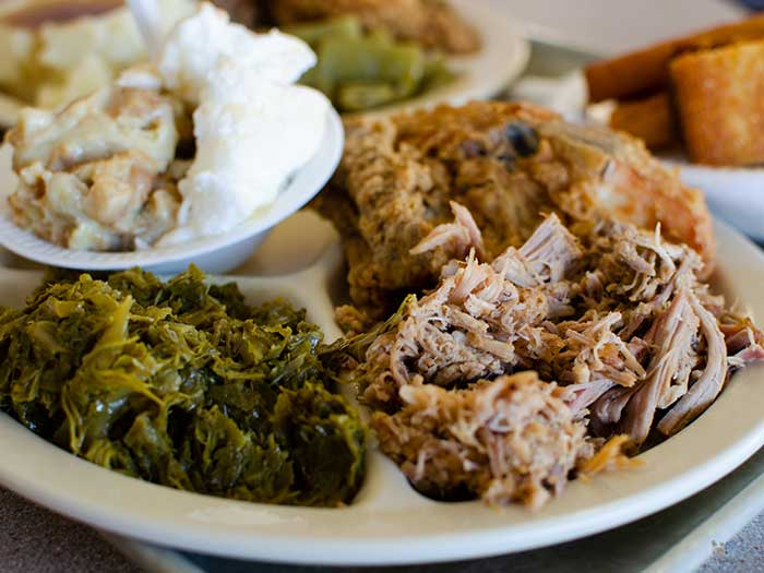 North Carolina Barbecue Restaurants Bums Ayden Image