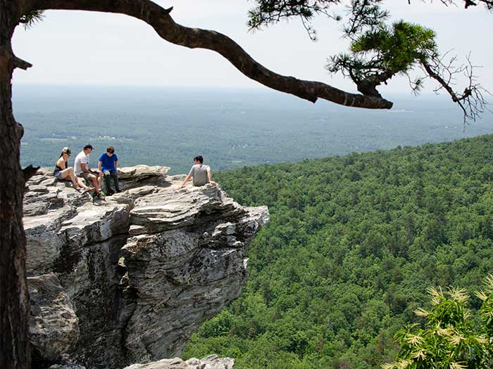 Things to Do in NC Hanging Rock State Park Image