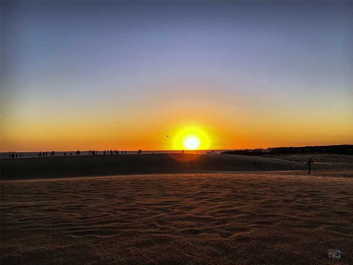 What to Do in North Carolina Outer Banks Jockeys Ridge State Park Image