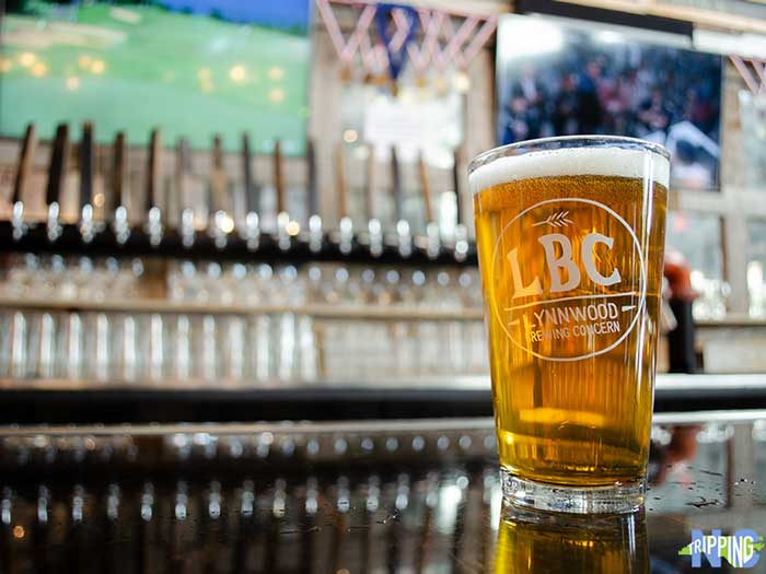 Day Date Things to Do in Raleigh Lynnwood Brewing Concern