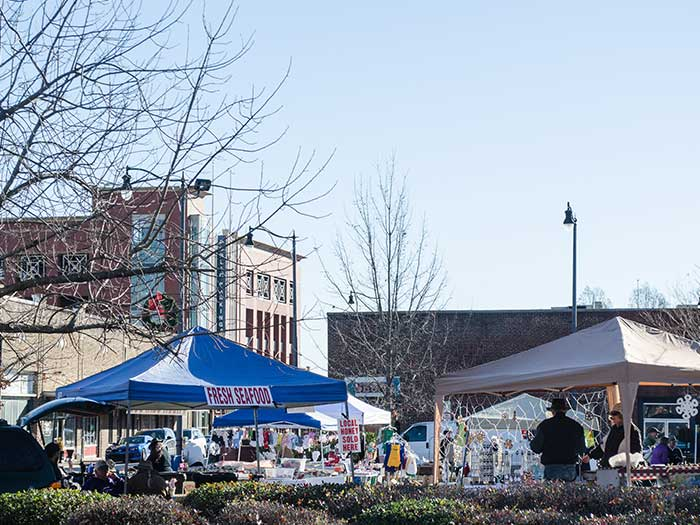 Events in Fayetteville NC Every Weekend Farmers Market Image