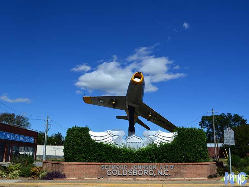 Four Ps of Goldsboro NC Planes Image