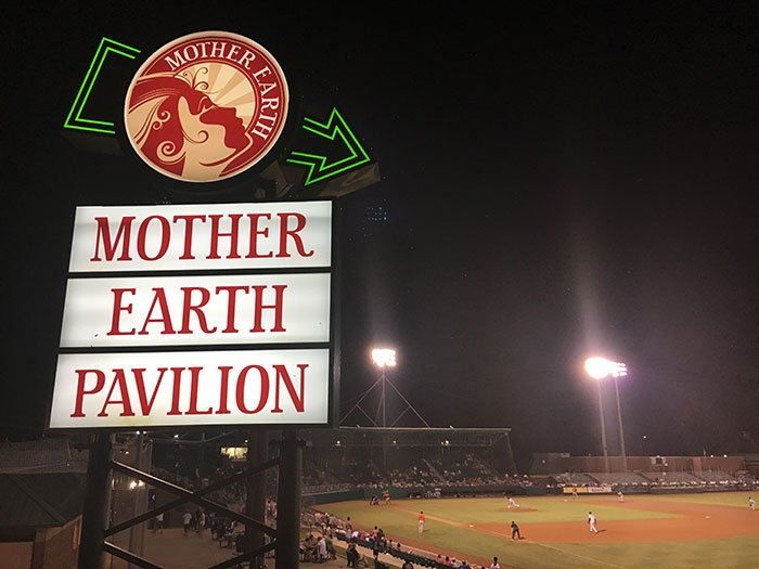 Minor League Baseball North Carolina Image