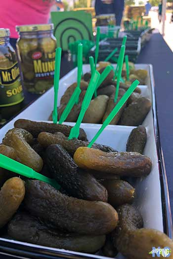Spring Things to Do in North Carolina Travel Guide NC Pickle Fest