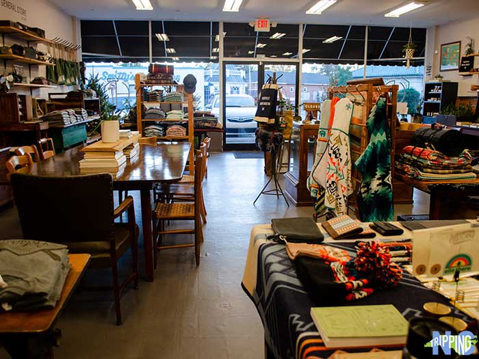 Winter Things to do in Fayetteville NC Leclairs General Store Image