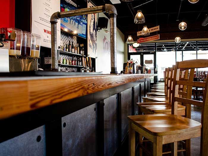 DeeLuxe Chicken Durham NC Restaurants Location Image