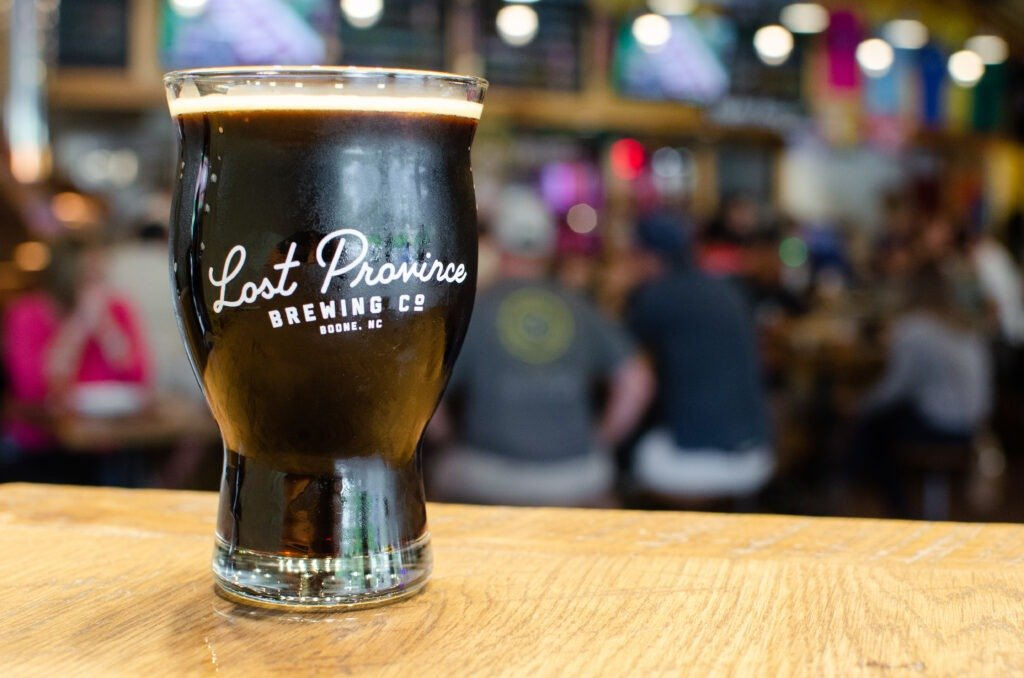 Lost Province Brewing Brewery in Boone