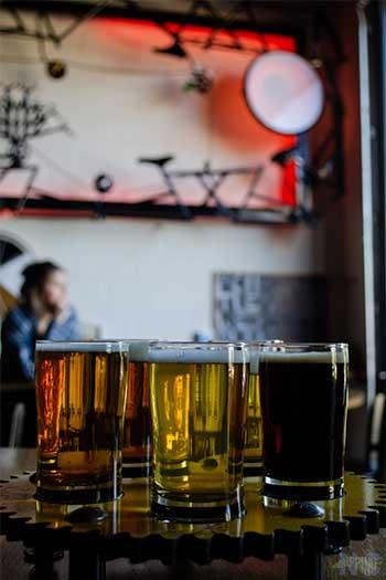 North Carolina Breweries Crank Arm Brewing Raleigh NC Image