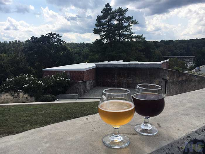 North Carolina Breweries Haw River Farmhouse Ales Saxapahaw NC Image