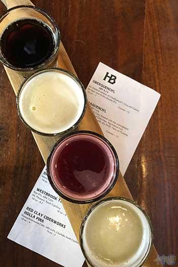 North Carolina Breweries Heist Brewing Charlotte NC Image