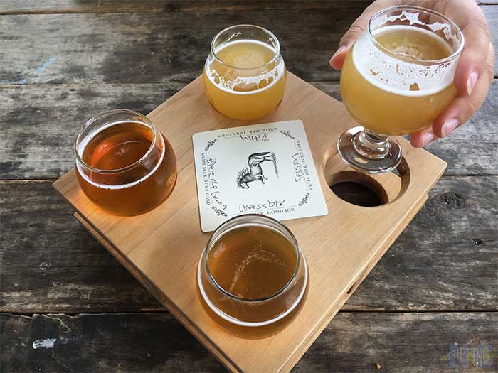 North Carolina Breweries Ponysaurus Brewing Durham NC Image