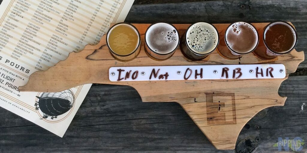 North Carolina Breweries Travel Guide Featured Image