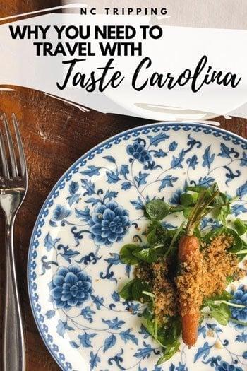 Restaurants in Carrboro NC Taste Carolina Gourmet Food Tours Pin Image