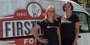 Firsthand Foods Co-owner Jennifer Curtis Interview Featured Image Courtesy of Splinter Group