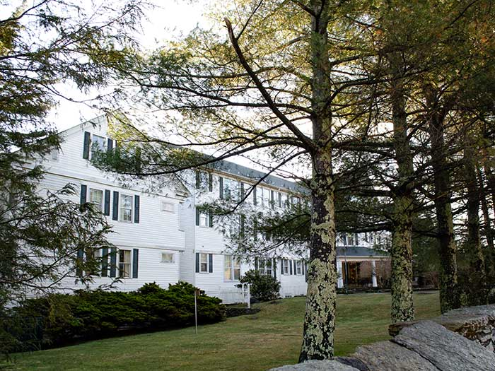 Green Park Inn Blowing Rock NC Hotels Outside Image