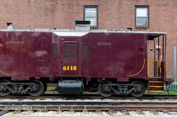 Bryson City Train Museum in North Carolina