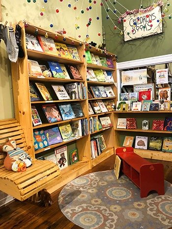 Fun Things to Do in NC in May Greensboro Bound Scuppernong Books Image