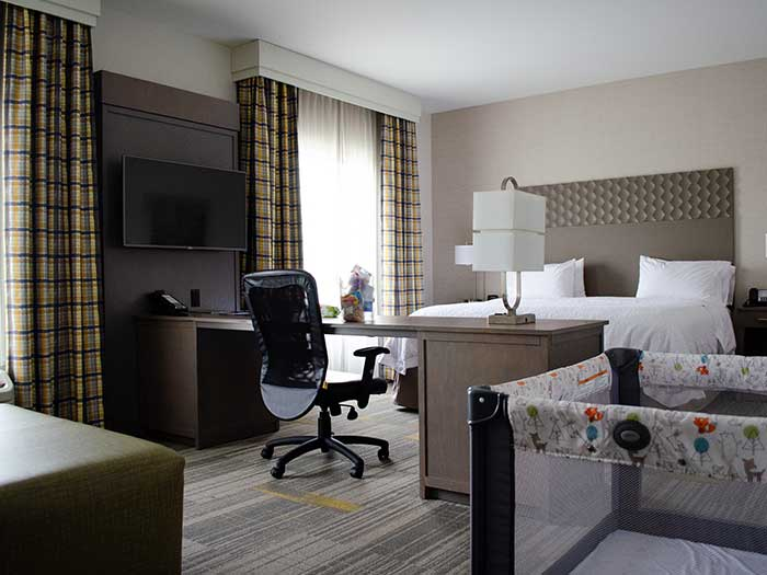 Hotels in Shelby NC Hampton Inn and Suites near Cleveland Mall Image