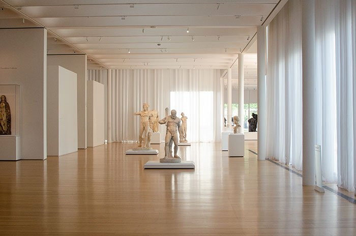 Museums in North Carolina NC Museum of Art Raleigh