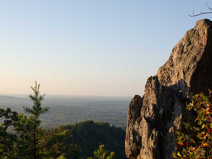 NC State Parks Crowders Mountain Image