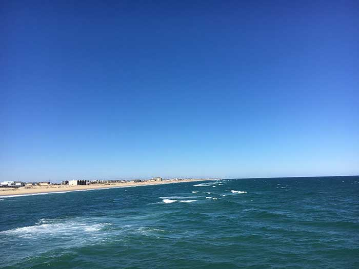 Outer Banks NC Things to Do Ocean Image