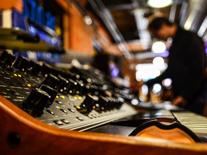 Things to Do in North Carolina in April Moogfest Durham NC Image