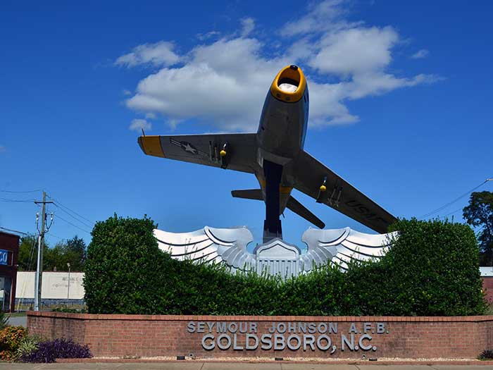 Things to Do in North Carolina in April Wings Over Wayne Goldsboro Image
