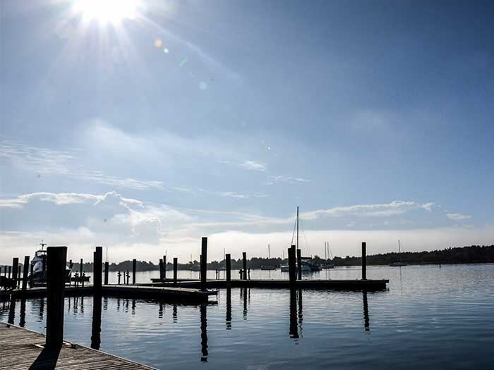 Things to do in North Carolina in May Beaufort NC Image