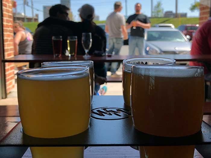 Things to do in North Carolina in May Beer Image