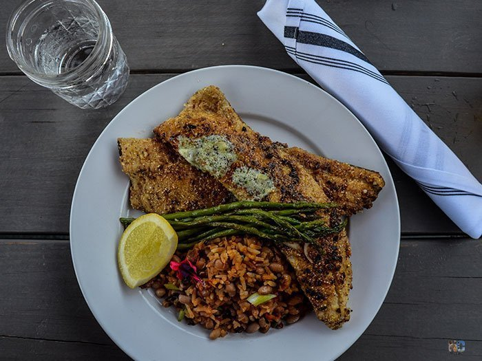 Blowing Rock Restaurants Speckled Trout Image