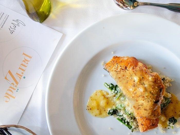 Durham Restaurants Parizade Image