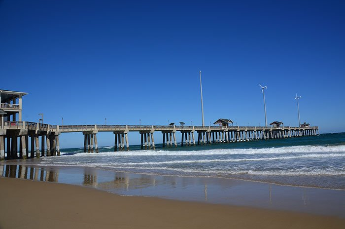 Jennettes Pier Nags Head OBX Small Towns