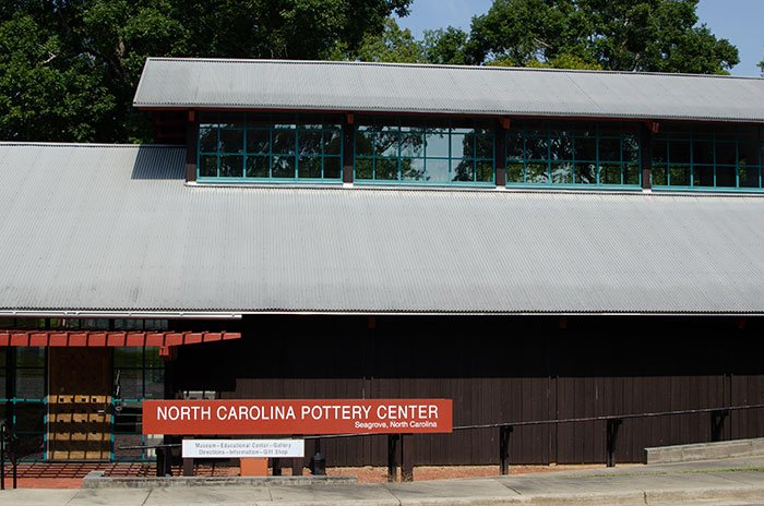 NC Pottery Center Seagrove