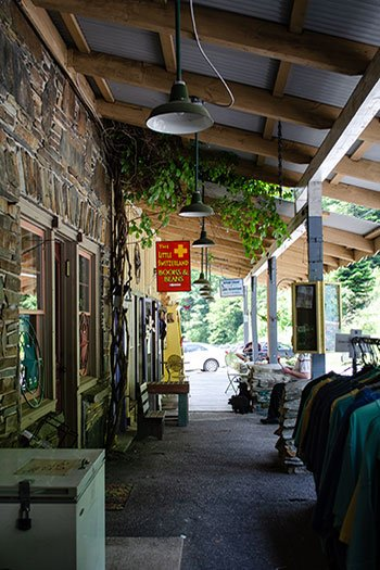 Little Switzerland is one of the smallest Small Towns in North Carolina but it's so much fun!