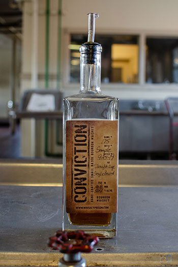 Small Towns in North Carolina Mount Pleasant Southern Grace Distilleries North Carolina Bottle During Tasting