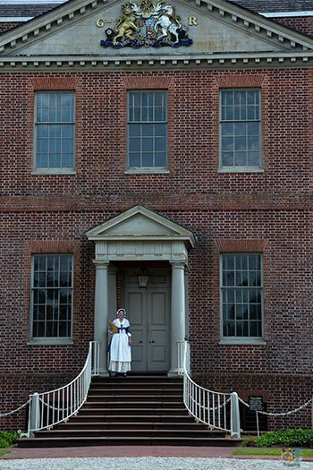 Tryon Palace New Bern North Carolina Image
