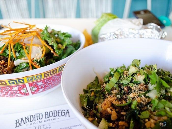 Best Restaurants in Greensboro NC Bandito Bodega Image