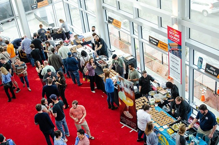 Events in Durham NC Bull City Food and Beer Experience DPAC Image