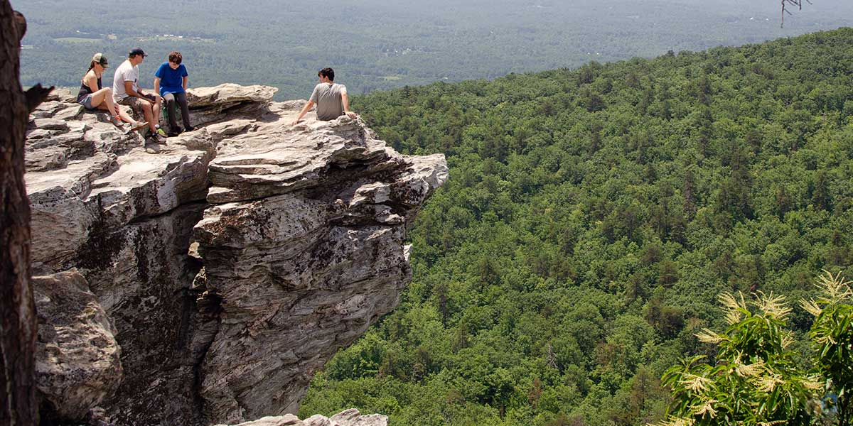 Hanging Rock State Park North Carolina Travel Featured Image