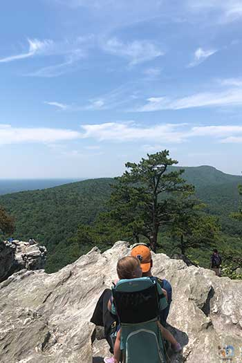 North Carolina State Parks Danbury NC Hanging Rock Image