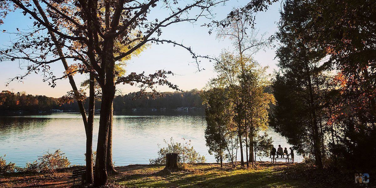 Outdoor Things to Do in Charlotte NC Attractions Featured Image