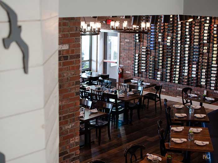Beaufort Waterfront Restaurant Image